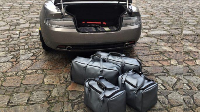Aston Martin Luggage