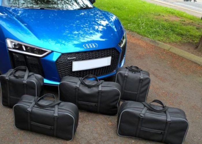 Audi R8 Luggage