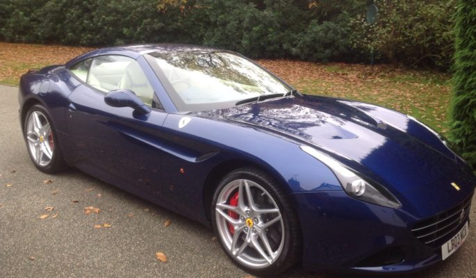 Bagworld | Ferrari California 'T'