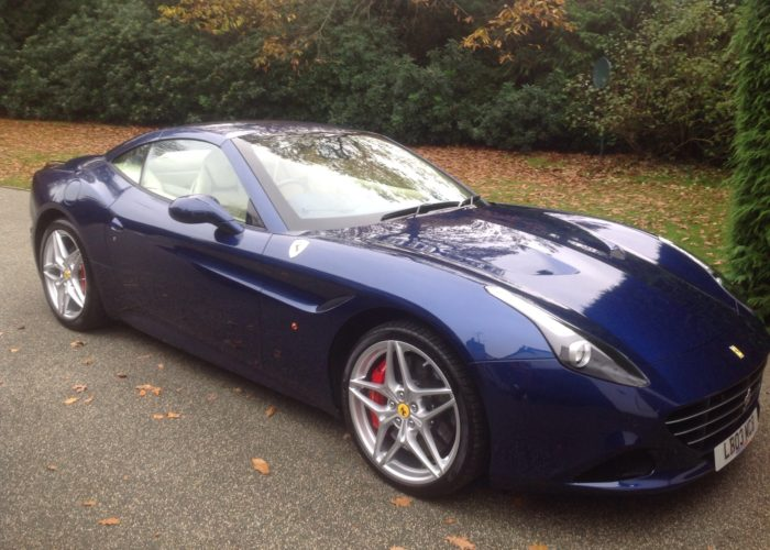 Ferrari California 'T'
