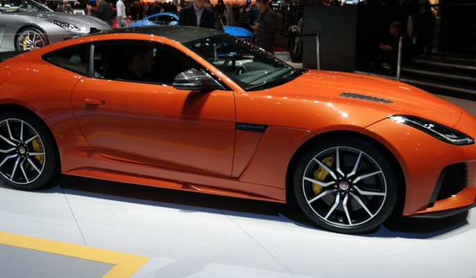 F-Type - Orange