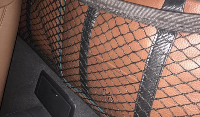 Audi R8 Shelf Bags