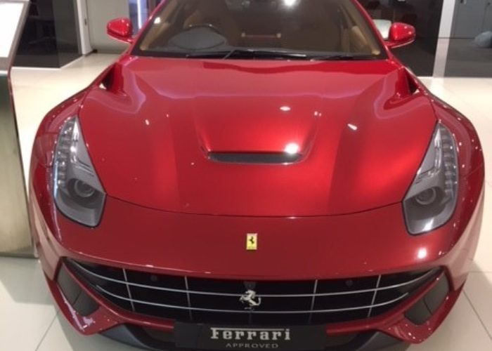 COMING SOON FERRARI F12